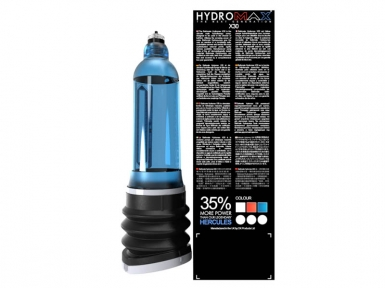 Bigger Hydropump Hydromax X40 Bathmate for biggest sizes