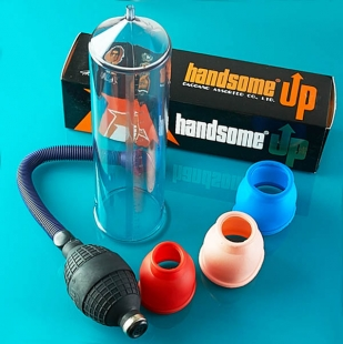 Classic vacuum penis pump Handsome UP